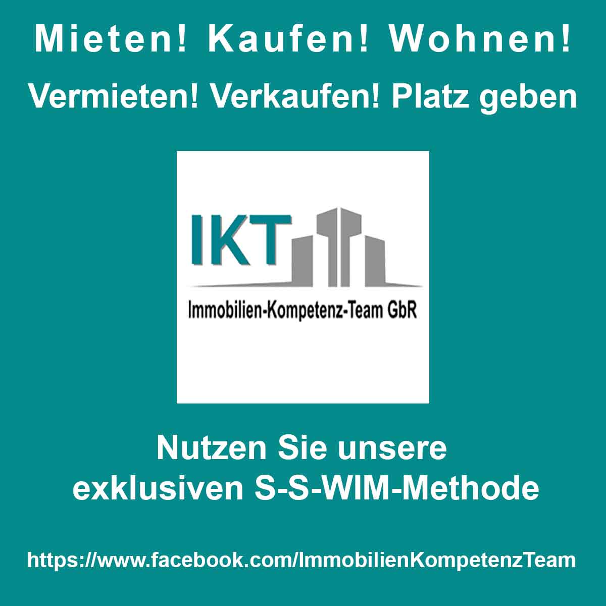 Immobilien-Kompetenz-Team Call to action
