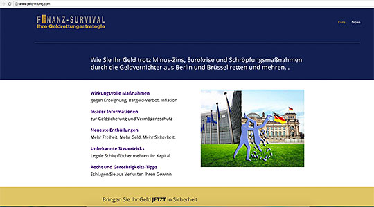 Finanz-Survival_Website