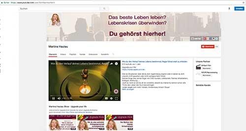 Youtube Martina Hautau