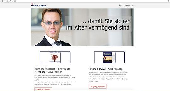 Oliver Hagen_Website