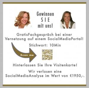 Social Media Gewinner