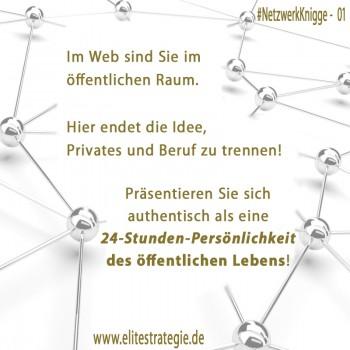 SocialMedia Tipps - NetzwerkKnigge01